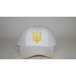 """Бейсболка """" Украина """"№2 (Белая)"""